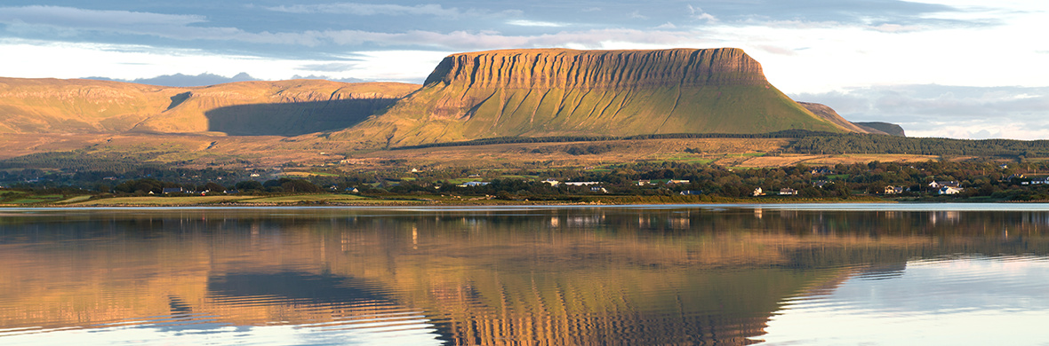 Ben Bulben, Grafschaft Sligo