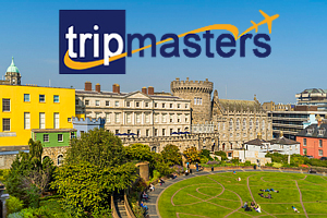 Dublin Killarney  Limerick 6Night Package wAir  Car Rental from 699