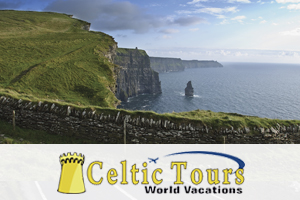 7Nights exploring Ireland Car rental  daily breakfast from 1039 pp See Donegal Mayo Galway Kerry and