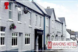 Get into the festive spirit with Mahons Hotel  Christmas Party Nights Co Fermanagh Dancing with Phil